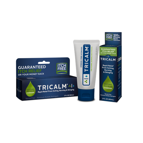 TriCalm Irritation Relief Gel
