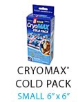Cryomax Cold Pack Small 6x6